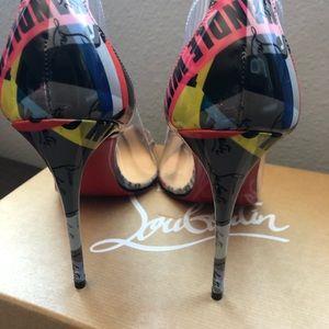 Christian Louboutin Shoes - Gorgeous Debut Loubiballage 37 NEW!!